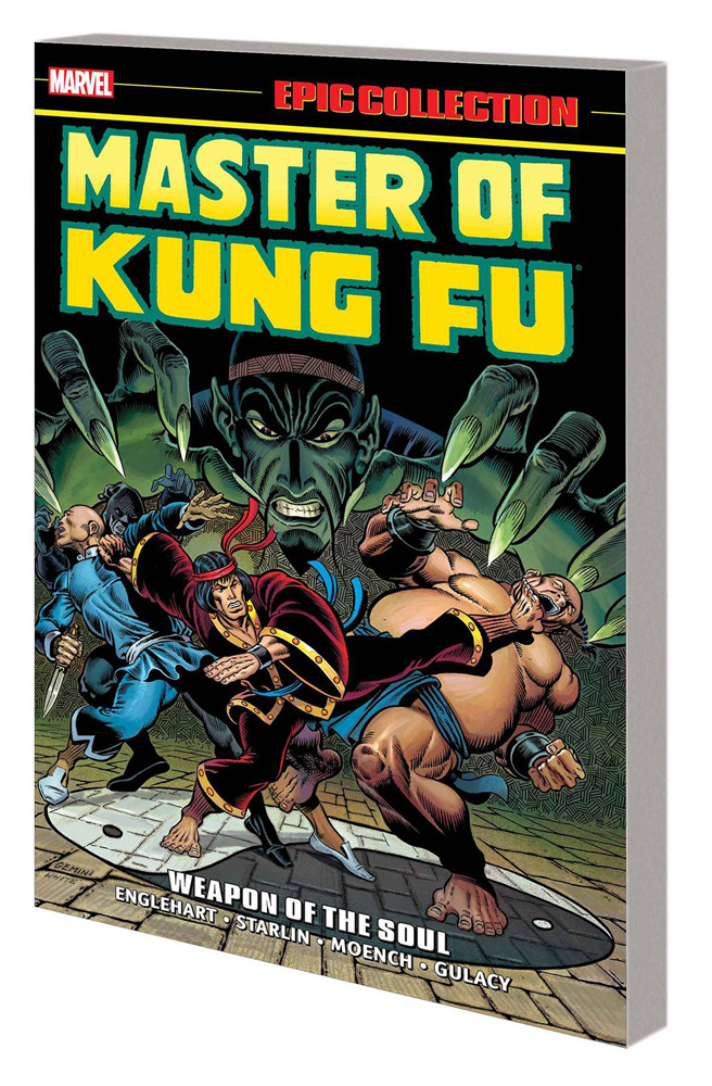 Master of Kung-Fu Epic Collection Vol. 1: Weapon of the Soul