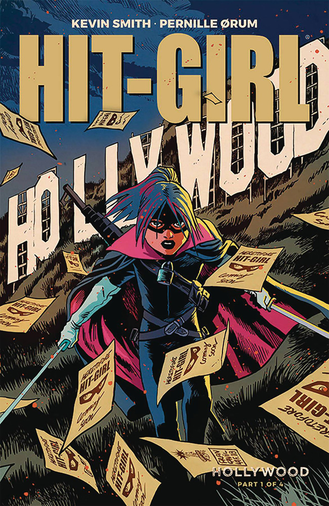 Image: Hit-Girl Season Two #1 (cover A - Francavilla) - Image Comics