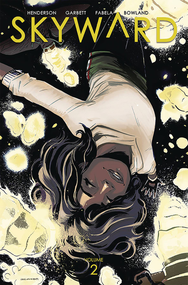 Image: Skyward Vol. 02 SC  - Image Comics