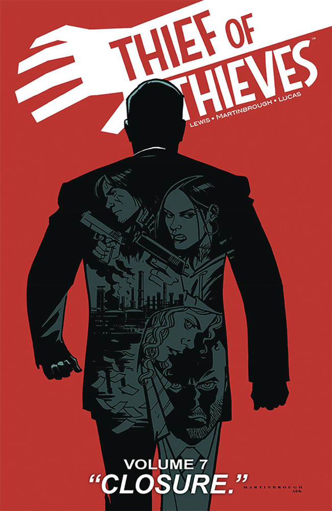 Image: Thief of Thieves Vol. 07: Closure SC  - Image Comics