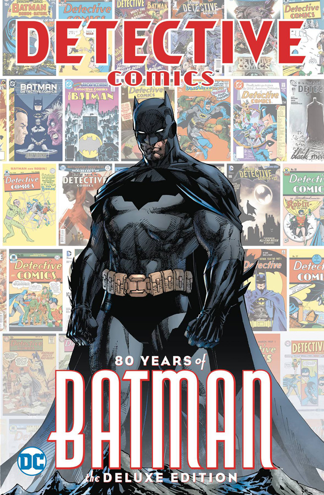 Image: Detective Comics: 80 Years of Batman Deluxe Edition HC  - DC Comics