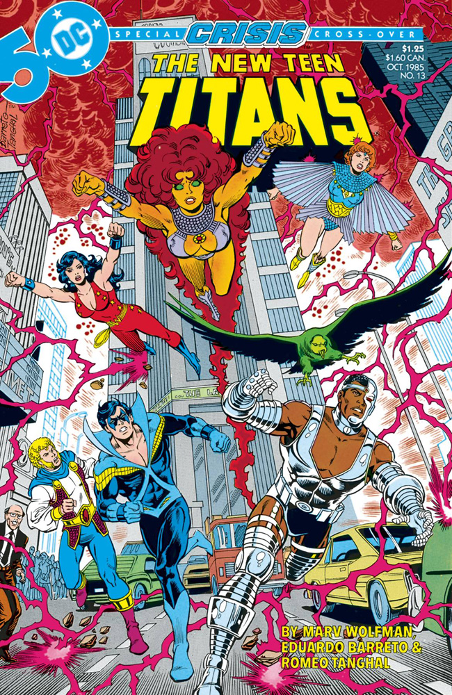 Image: New Teen Titans Vol. 10 SC  - DC Comics