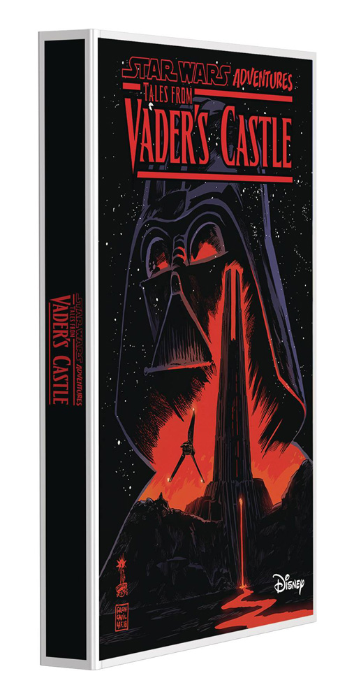 Image: Star Wars Adventures: Tales from Vader's Castle Box Set  - IDW Publishing