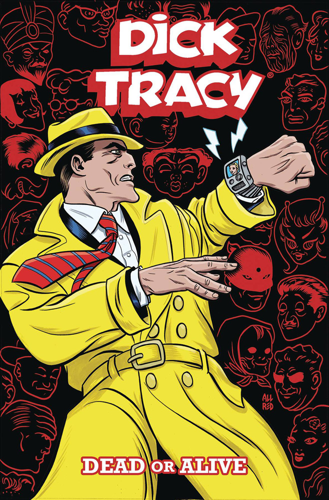 Image: Dick Tracy: Dead or Alive SC  - IDW Publishing