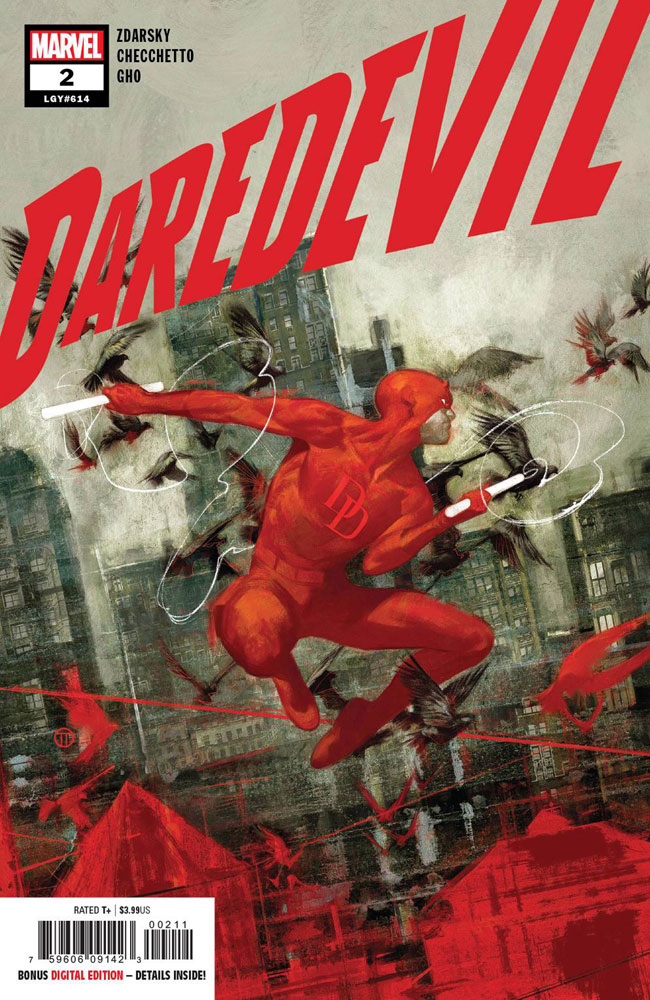 Image: Daredevil #2  [2019] - Marvel Comics