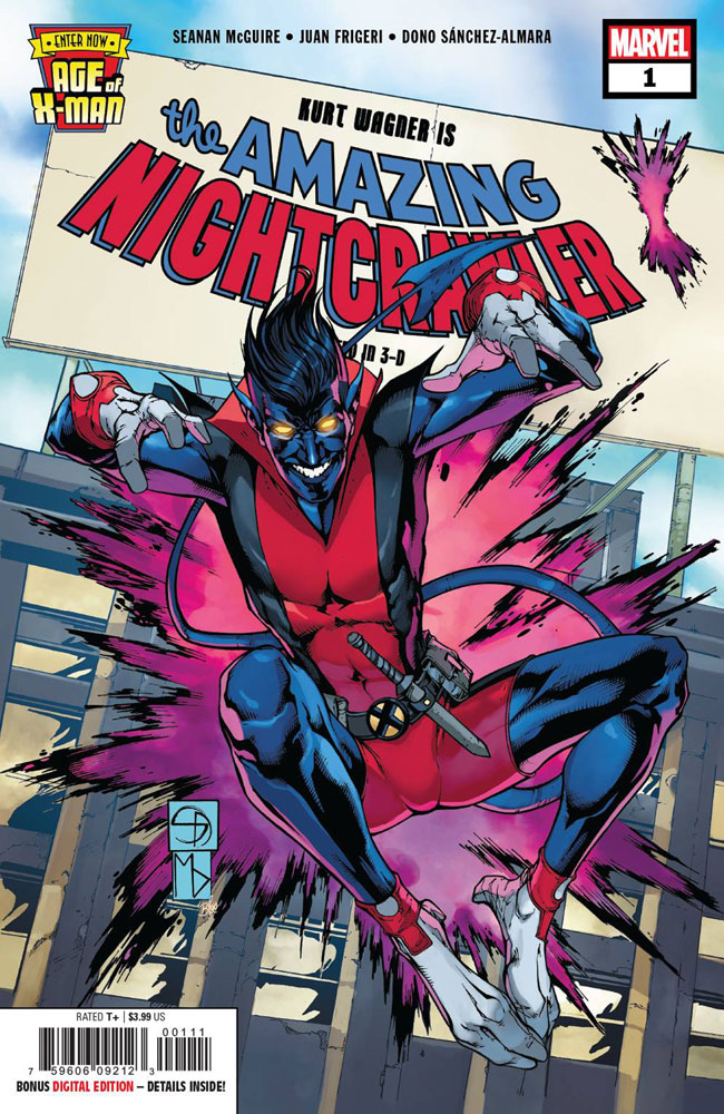 Image: Age of X-Man: The Amazing Nightcrawler #1  [2019] - Marvel Comics