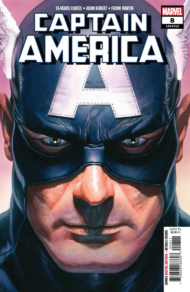 Image: Captain America #8  [2019] - Marvel Comics
