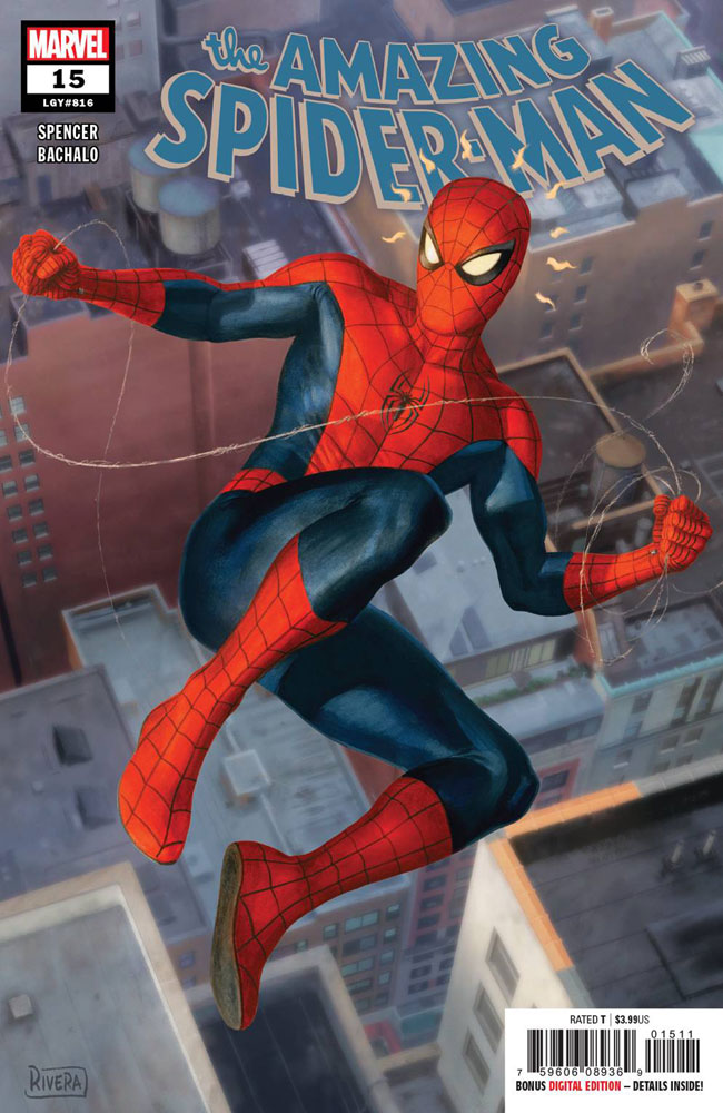 Image: Amazing Spider-Man #15  [2019] - Marvel Comics