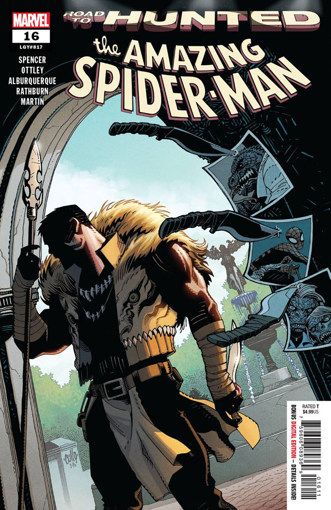 Image: Amazing Spider-Man #16  [2019] - Marvel Comics