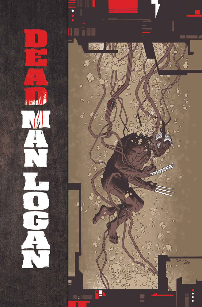 Image: Dead Man Logan #4 - Marvel Comics