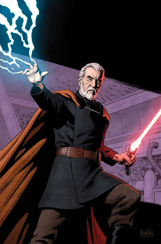 Image: Star Wars: Age of Republic - Count Dooku #1  [2019] - Marvel Comics