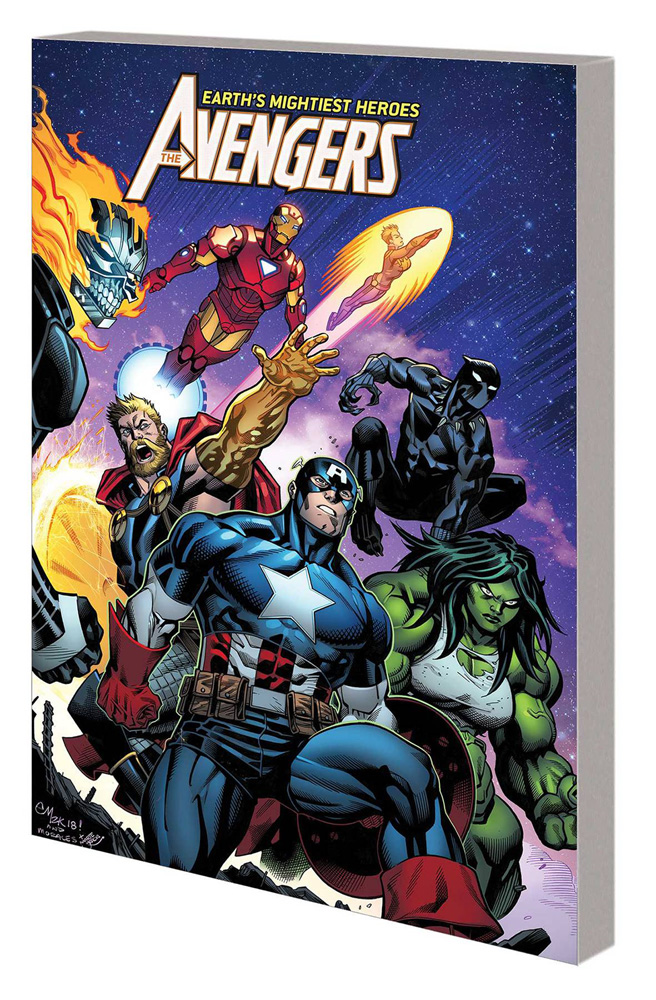 Image: Avengers by Jason Aaron Vol. 02: World Tour SC  - Marvel Comics