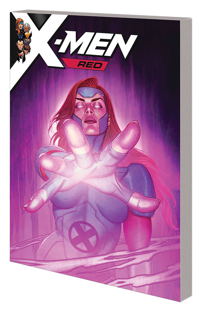 Image: X-Men Red Vol. 02: Waging Peace SC  - Marvel Comics