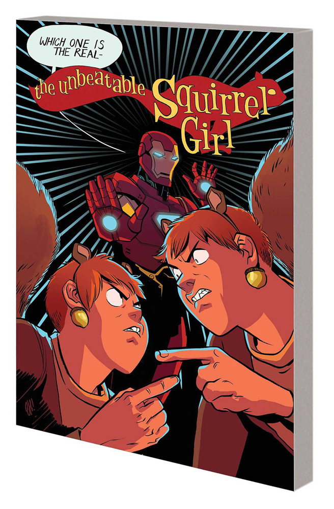 Image: Unbeatable Squirrel Girl Vol. 10: Life is Too Short, Squirrel SC  - Marvel Comics
