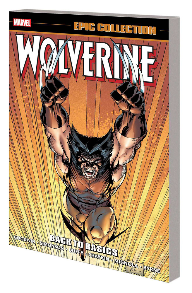 Image: Wolverine Epic Collection: Back to Basics SC  - Marvel Comics