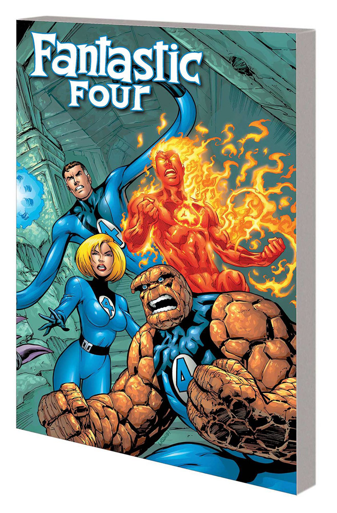 Image: Fantastic Four: Heroes Return - The Complete Collection Vol. 01 SC  - Marvel Comics