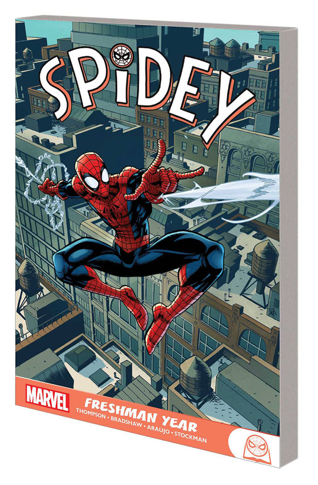Image: Spidey: Freshman Year SC  - Marvel Comics