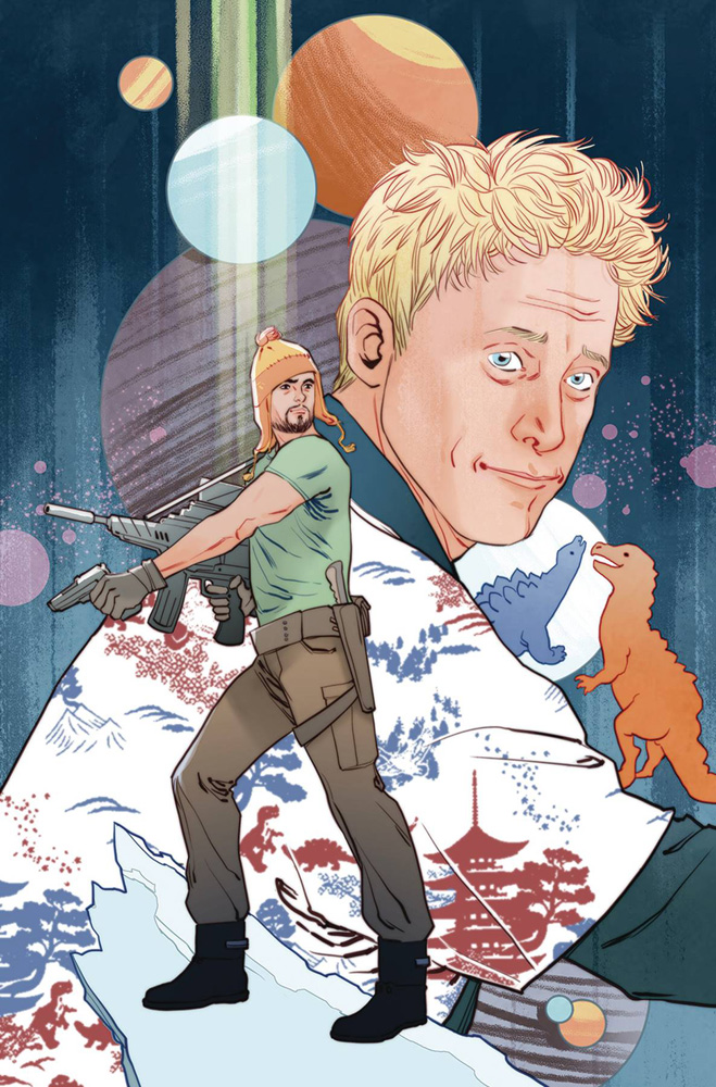 Image: Firefly #4 (incentive cover - Sauvage) (15-copy)  [2019] - Boom! Studios