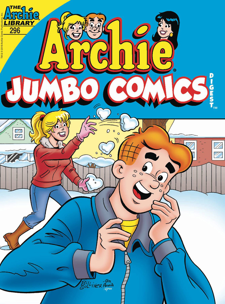 Image: Archie #296 (Jumbo Comics) Double Digest - Archie Comic Publications