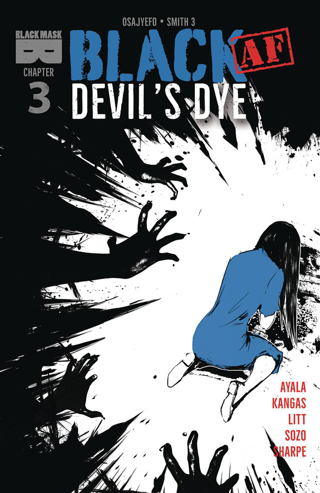 Image: Black #3 (AF): Devil's Dye  [2019] - Black Mask Comics