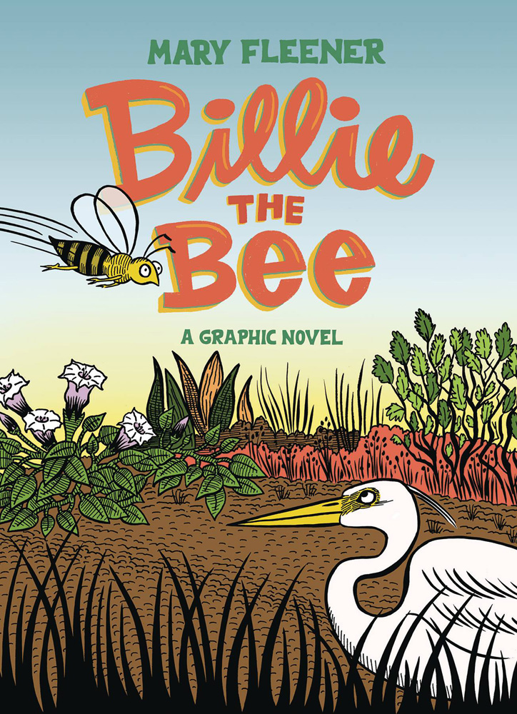 Image: Billie the Bee HC  - Fantagraphics Books