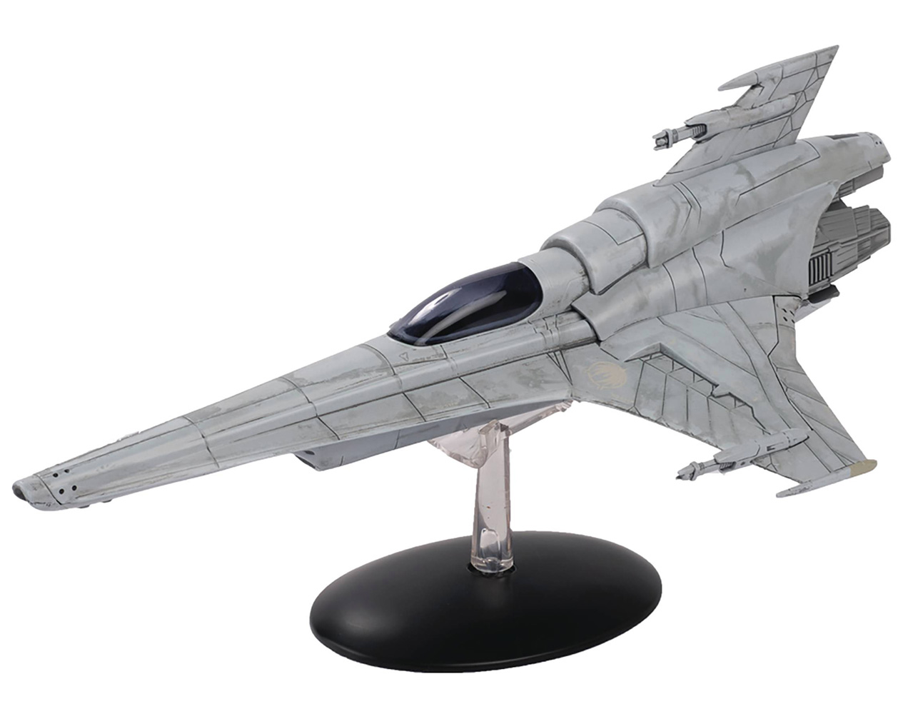 Image: Battlestar Galactica Official Ships Collection: Viper Mark VII  - Eaglemoss Publications Ltd