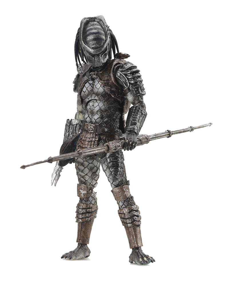 Predator 2 Exquisite Mini Figure: Warrior Predator  - Hiya Toys