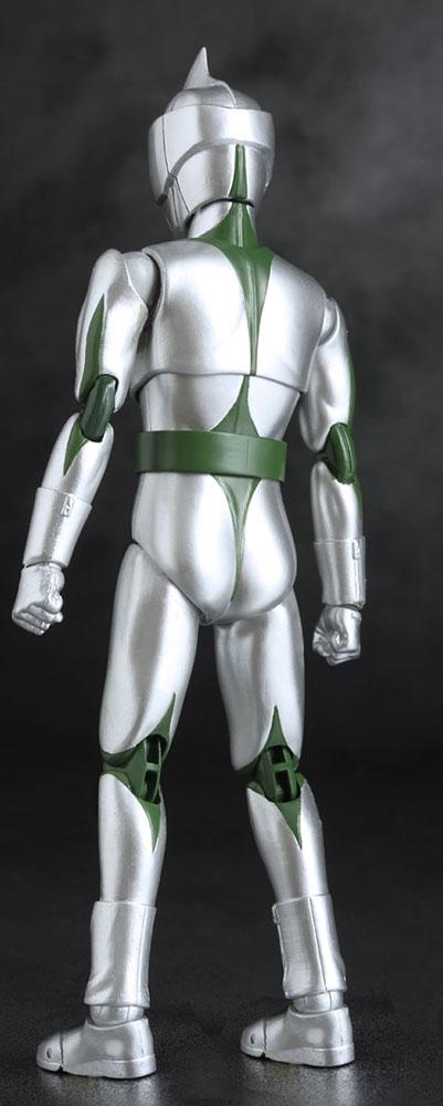 Hero Action Figure: Mirrorman  - Evolution Toys