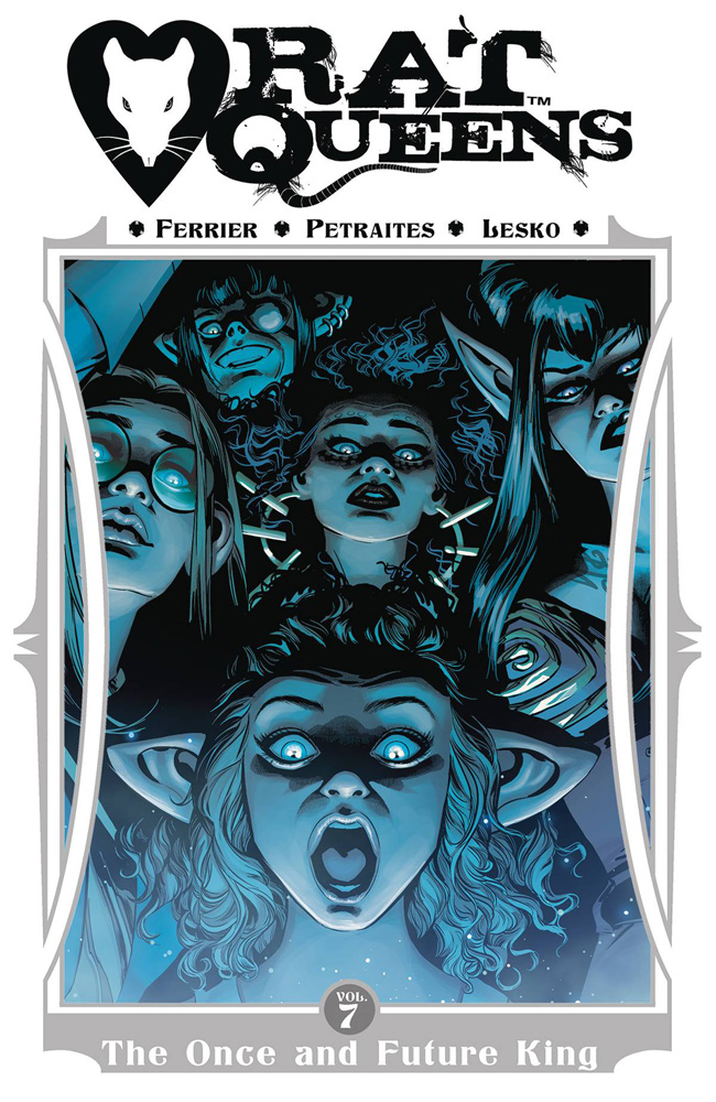 Image: Rat Queens Vol. 07: The Once and Future King SC  - Image Comics