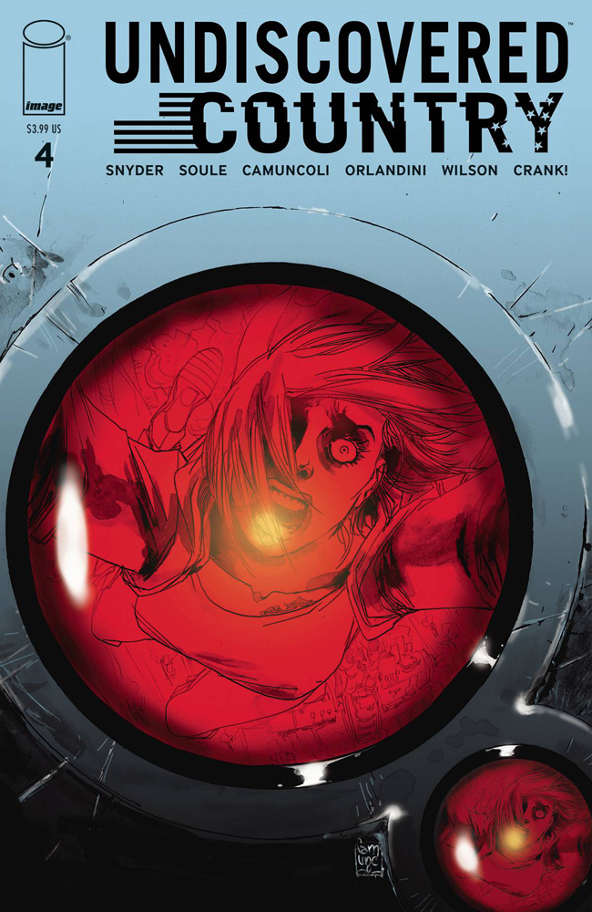 Image: Undiscovered Country #4 (cover A - Camuncoli) - Image Comics