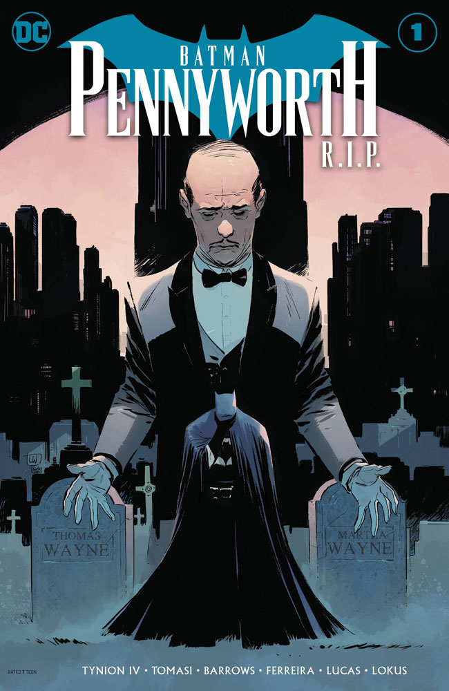 Pennyworth R.I.P.
