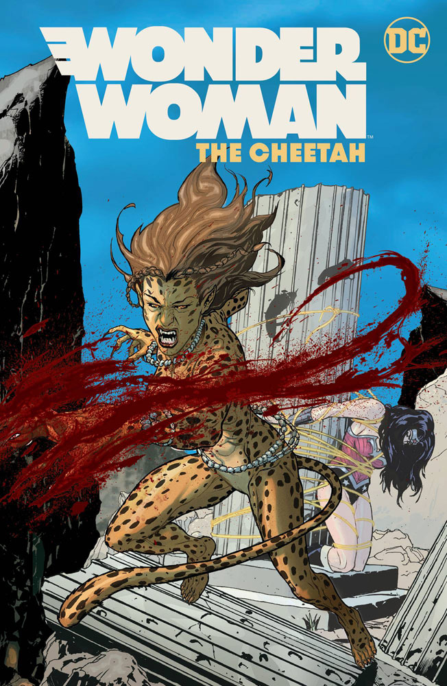Wonder Woman Villains: The Cheetah