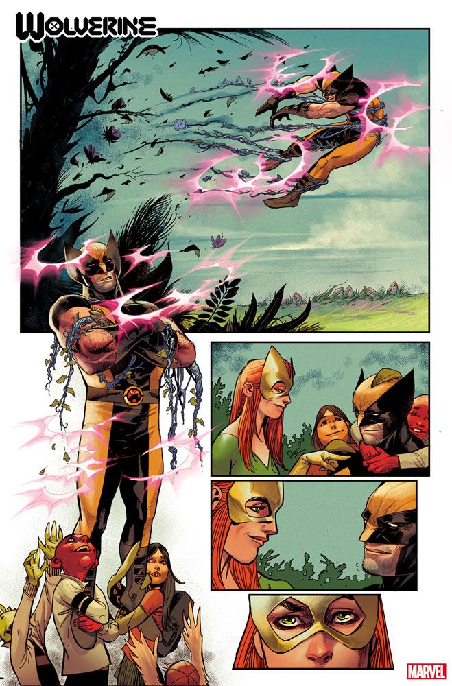 Wolverine #1 - Marvel Comics