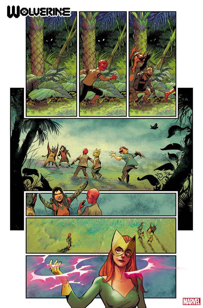 Wolverine #1 (incentive 1:25 cover - Silva)  [2020] - Marvel Comics