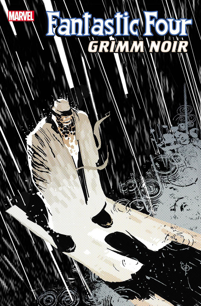 Image: Fantastic Four Grimm Noir #1 - Marvel Comics