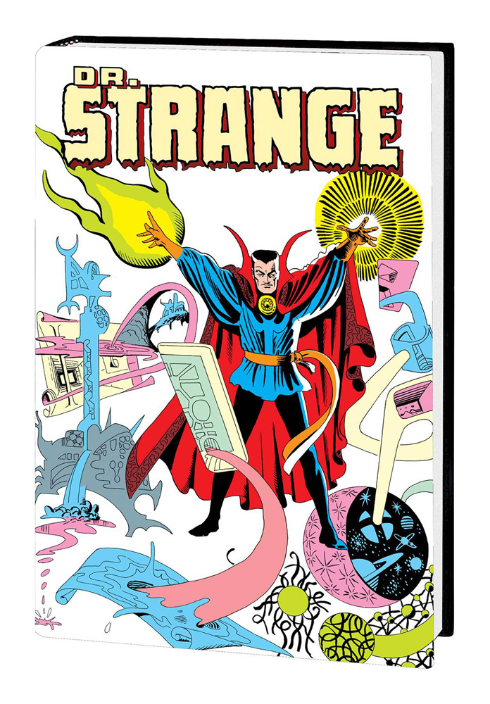 Ditko Is… Strange! King-Size Hardcover