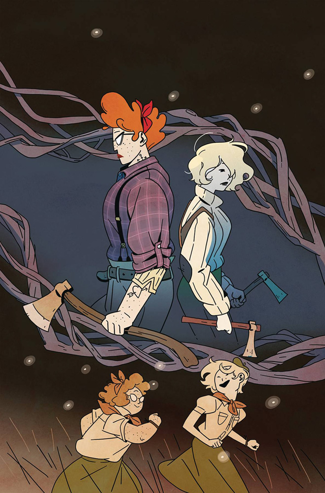 Image: Lumberjanes #71 (cover A - Leyh) - Boom! - Boom! Box