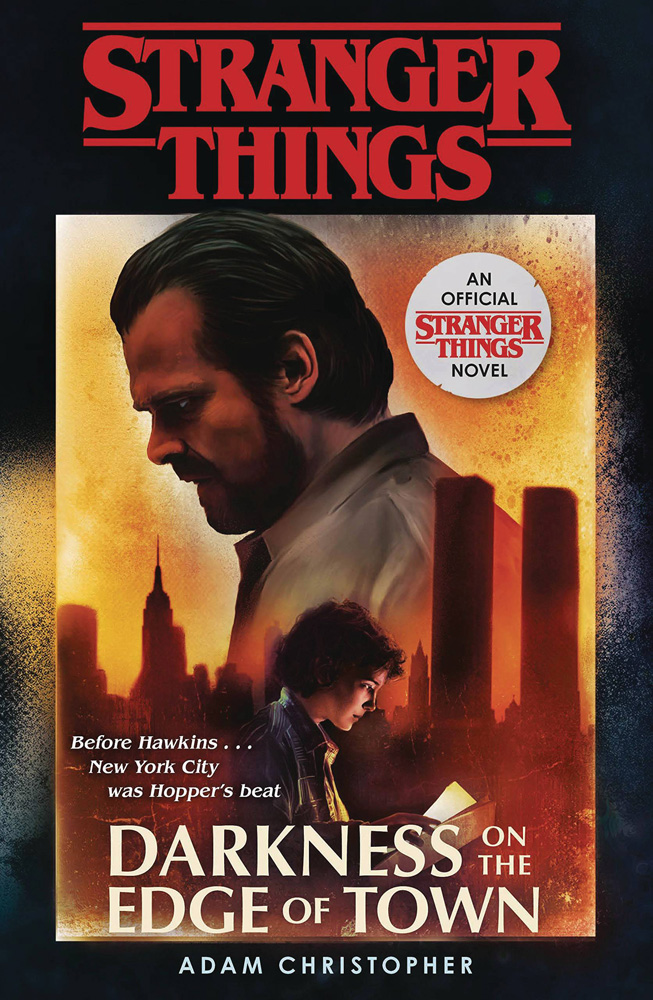 Image: Stranger Things Novel: Darkness on the Edge of Town SC  - Del Rey