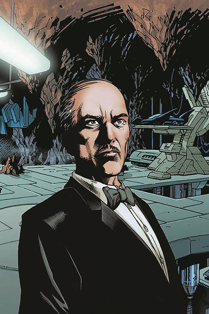 Image: Batman: Pennyworth R.i.P. #1 (DFE Limited Series signed by Peter Tomasi) - Dynamic Forces