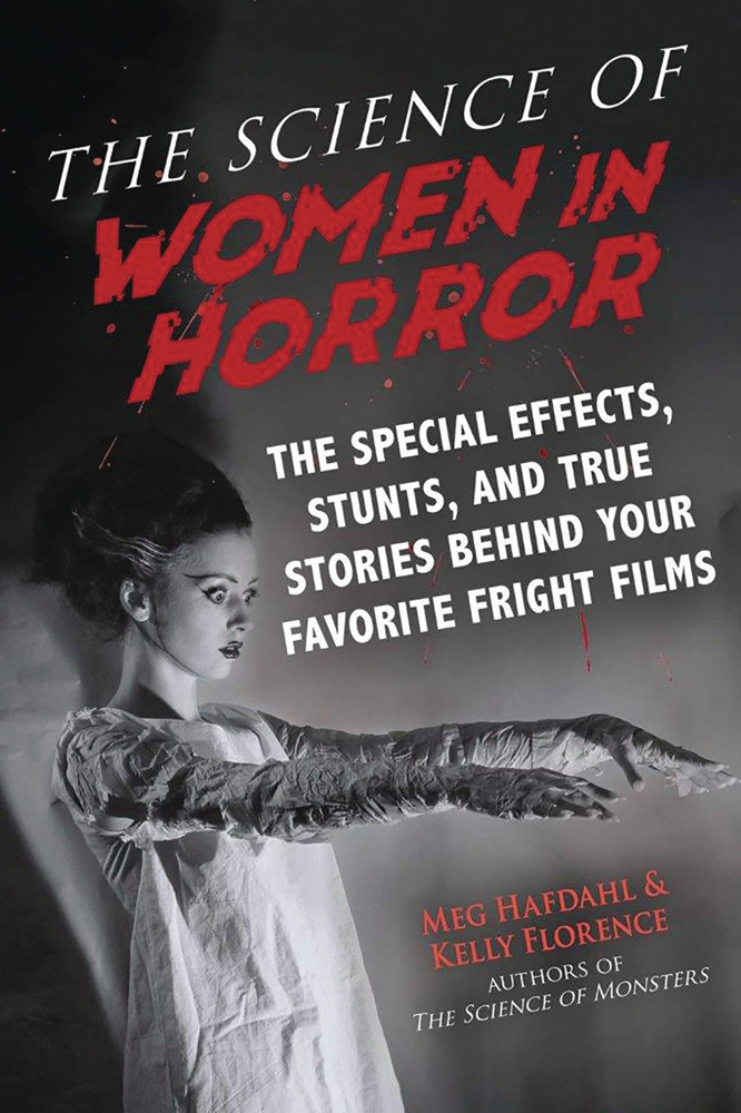 Image: Science of Women in Horror SC  - Skyhorse
