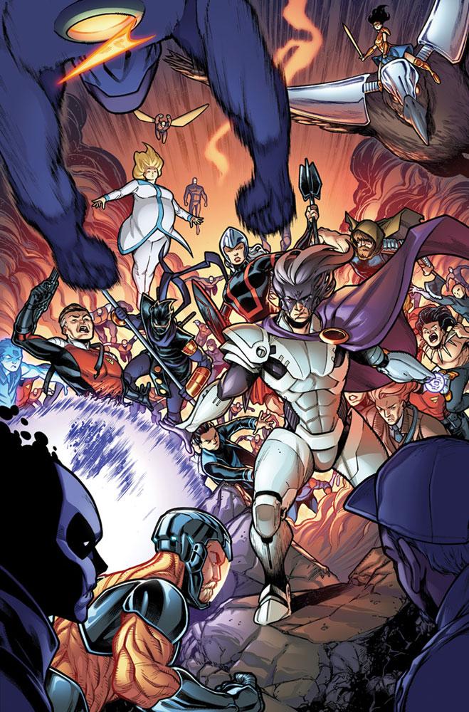 Doctor Tomorrow #1 (cover C - Allen) - Valiant Entertainment LLC