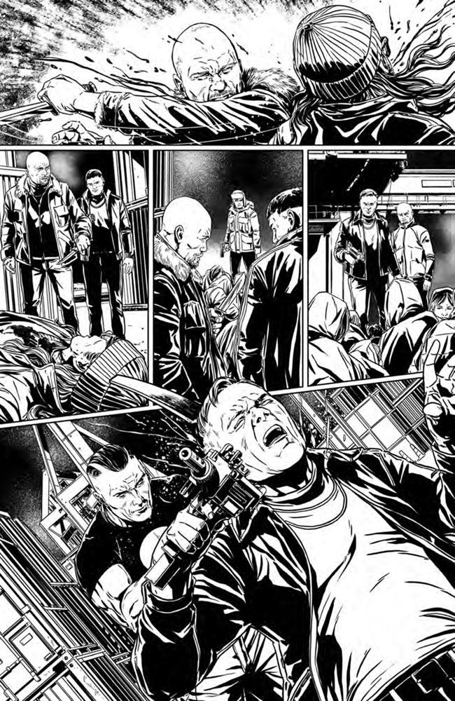 Bloodshot #0 (cover A - de la Torre) - Valiant Entertainment LLC