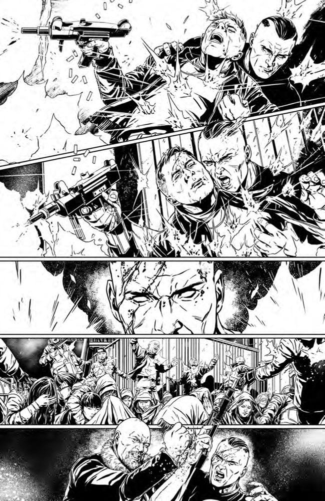 Bloodshot [2019] #0 (cover C - Portela) - Valiant Entertainment LLC