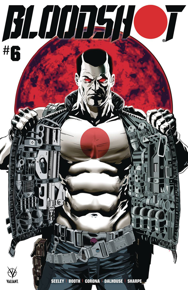Image: Bloodshot [2020] #6 (cover C - Sepulveda) - Valiant Entertainment LLC