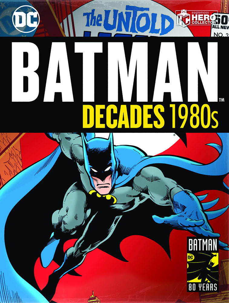 Batman Decades Figure: 1980s  - Eaglemoss Publications Ltd