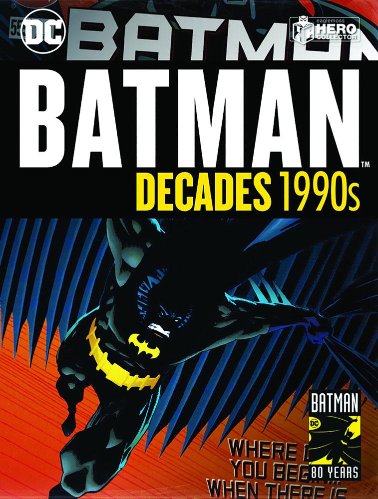 Batman Decades Figure: 1990s  - Eaglemoss Publications Ltd