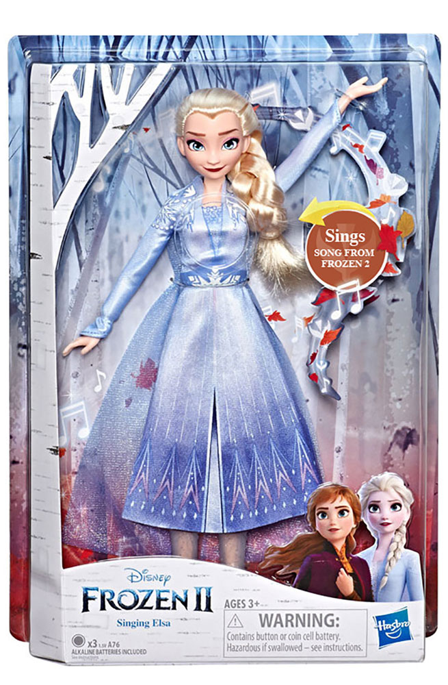 Frozen 2 Singing Doll Assortment  - Hasbro Toy Group