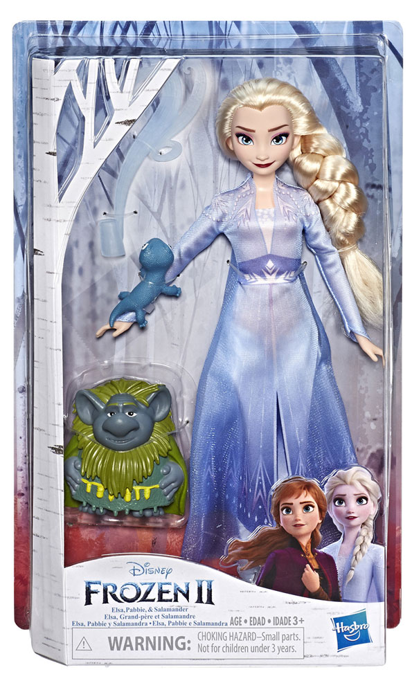 Frozen 2 Storytelling Doll & Accessory Assortment  - Hasbro Toy Group
