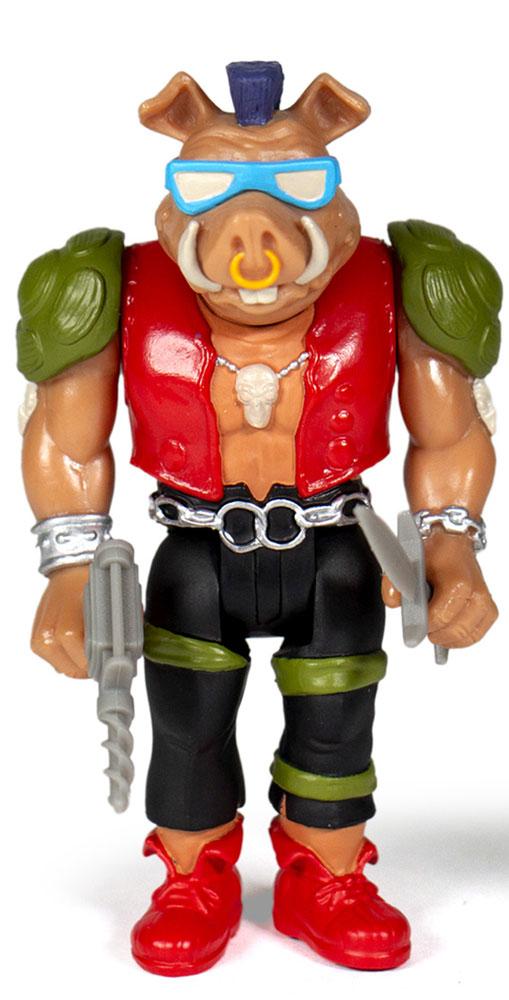 Teenage Mutant Ninja Turtles Reaction Figure: Bebop  - Super 7