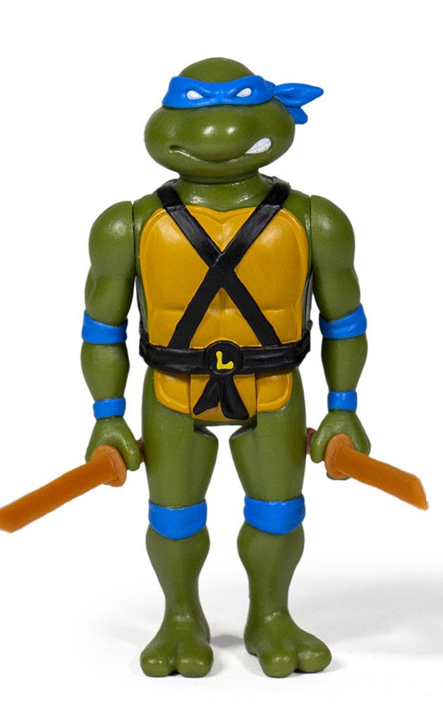 Teenage Mutant Ninja Turtles Reaction Figure: Leonardo  - Super 7